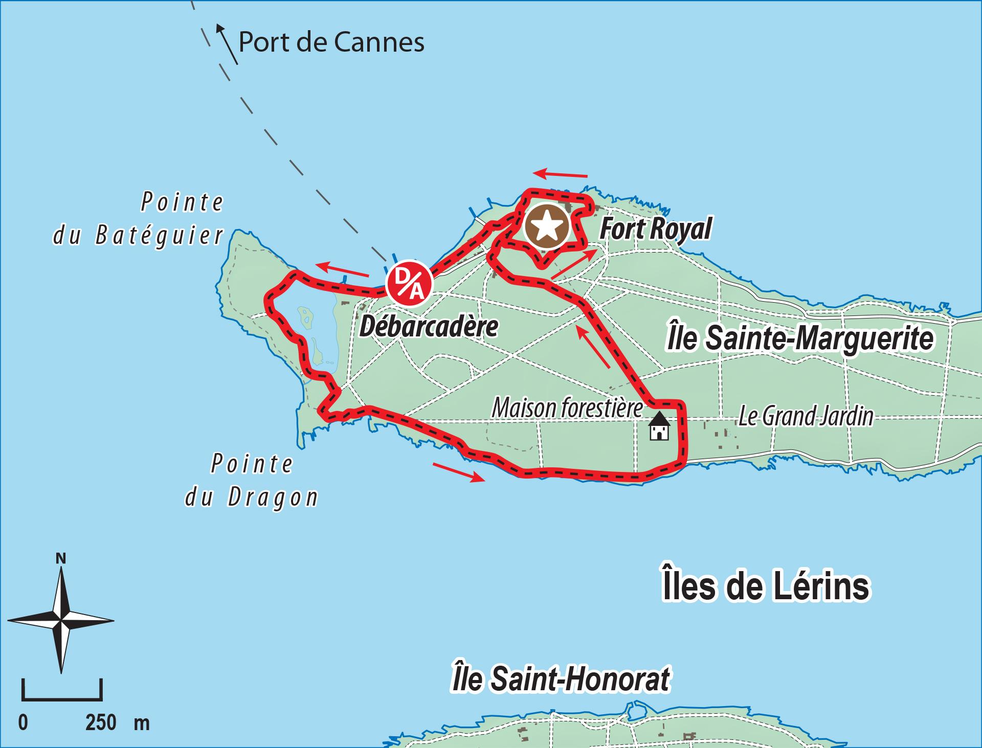 Maps of Antibes France SeeAntibescom